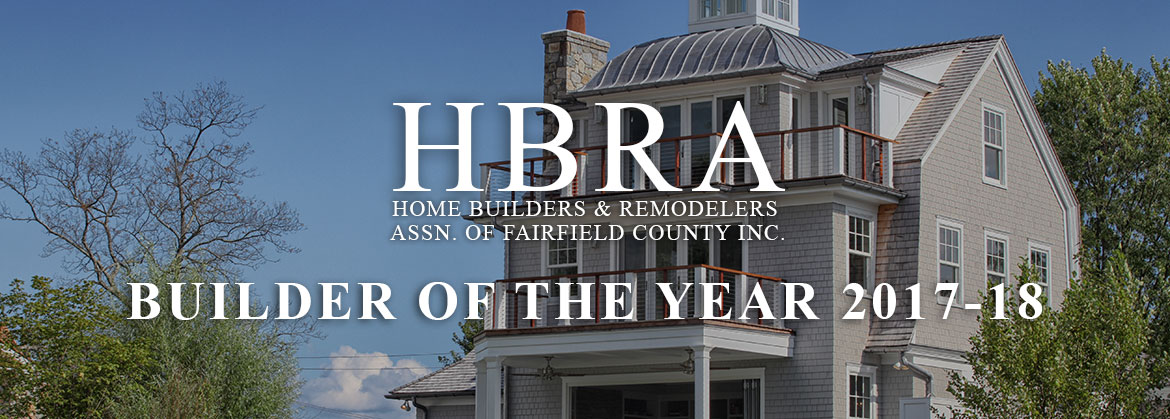 HBRA Builder of the Year Award