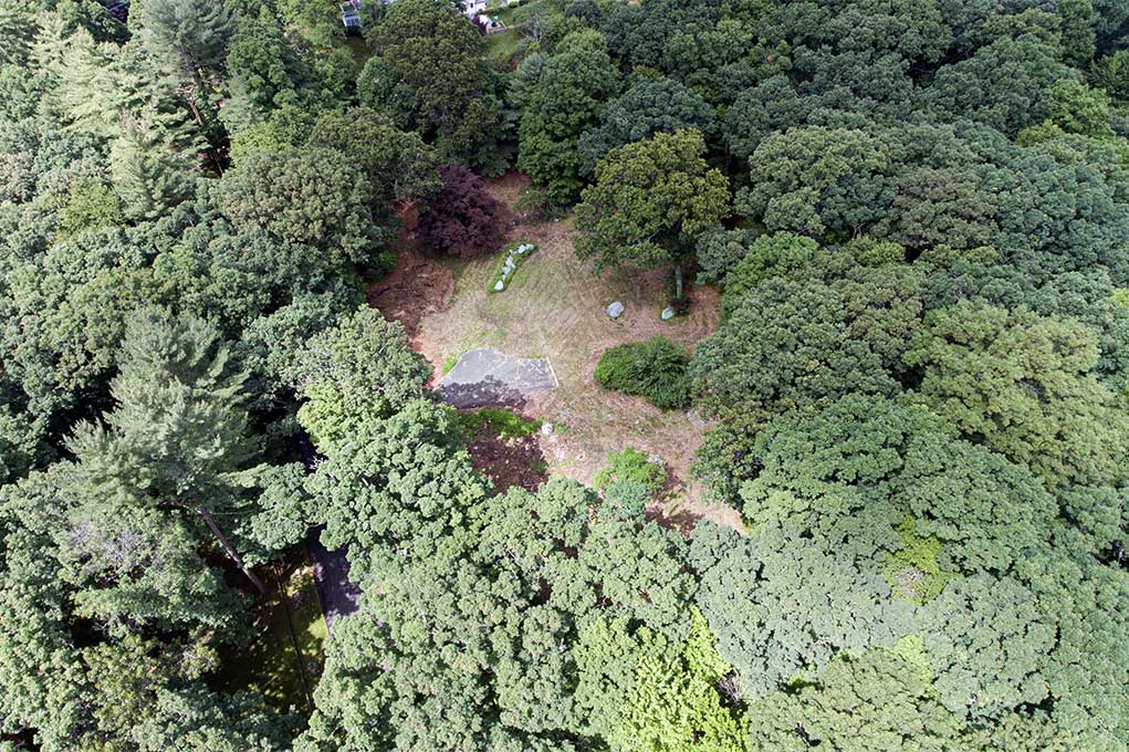 Land for sale to build your dream home in New Canaan, CT