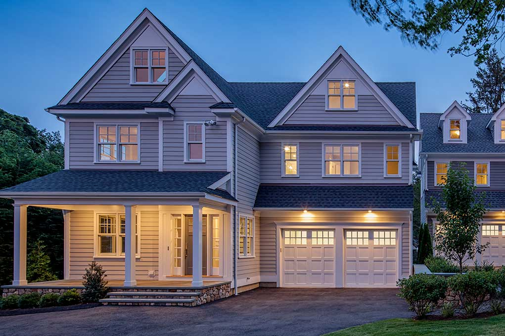 New construction home for sale in New Canaan, Connecticut