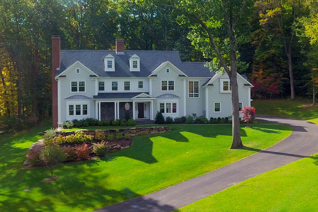 New Canaan, Connecticut single-family home for sale